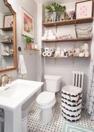 Captivating small farmhouse bathrooms decoration ideas (28)