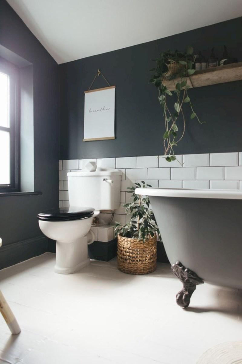 Captivating small farmhouse bathrooms decoration ideas (29)