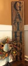 Catchy farmhouse rustic entryway decor ideas 30