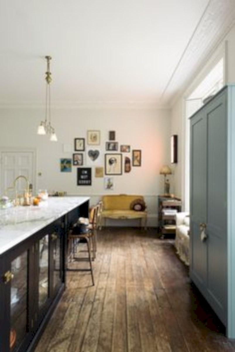 Classic shabby chic vintage kitchens design decor (31)