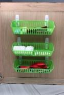 Cool bathroom storage shelves organization ideas 08