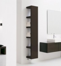 Cool bathroom storage shelves organization ideas 10