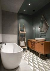 Cool modern geometric concept bathroom designs ideas (1)