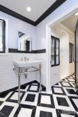Cool modern geometric concept bathroom designs ideas (34)