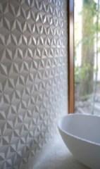 Cool modern geometric concept bathroom designs ideas (4)
