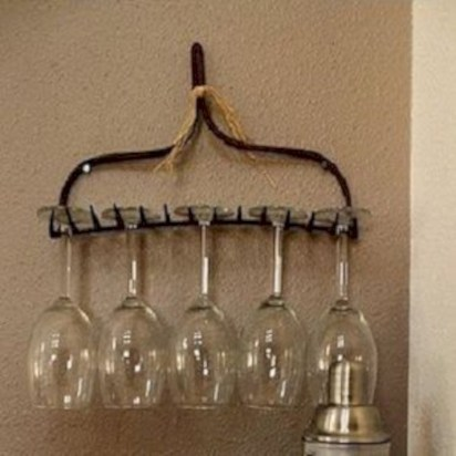 Creative diy rustic home decor ideas 17