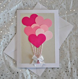 Creative valentine cards homemade ideas 02