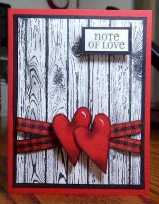 Creative valentine cards homemade ideas 14