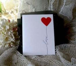 Creative valentine cards homemade ideas 16