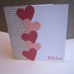 Creative valentine cards homemade ideas 17