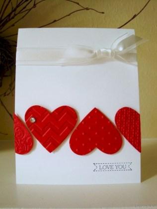 Creative valentine cards homemade ideas 20