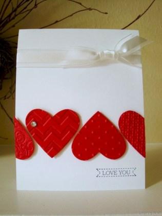 Creative valentine cards homemade ideas 20