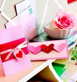 Creative valentine cards homemade ideas 23