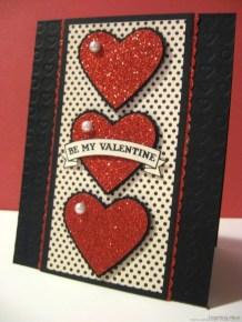 Creative valentine cards homemade ideas 35