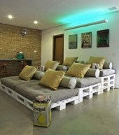 Easy and inexpensive diy pallet furniture inspirations ideas 06
