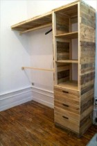 Easy and inexpensive diy pallet furniture inspirations ideas 14