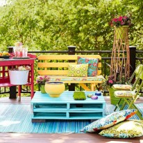 Easy and inexpensive diy pallet furniture inspirations ideas 19