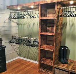 Easy and inexpensive diy pallet furniture inspirations ideas 27