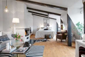 Extremely cozy apartment decorating ideas 17