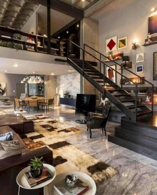 Gorgeous apartement decor men remodeling inspirations ideas (25)