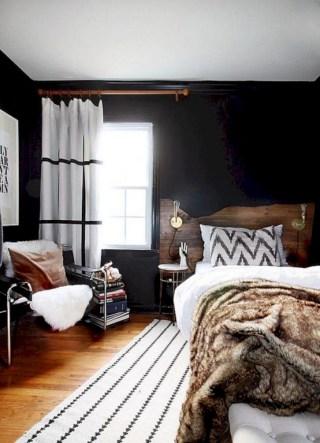 Gorgeous apartement decor men remodeling inspirations ideas (29)
