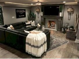 Gorgeous apartement decor men remodeling inspirations ideas (34)