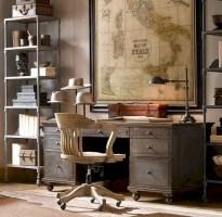Gorgeous apartement decor men remodeling inspirations ideas (46)