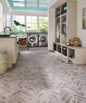 Gorgeous kitchen floor tiles design ideas (12)
