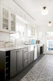Gorgeous kitchen floor tiles design ideas (15)