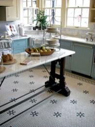 Gorgeous kitchen floor tiles design ideas (18)