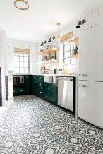 Gorgeous kitchen floor tiles design ideas (29)