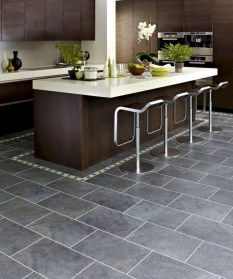 Gorgeous kitchen floor tiles design ideas (34)