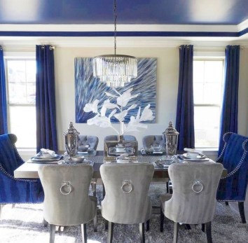 Luxury dining room design ideas you will love (19)