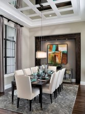Luxury dining room design ideas you will love (29)