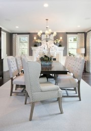 Luxury dining room design ideas you will love (30)