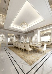 Luxury dining room design ideas you will love (43)
