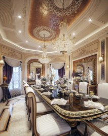 Luxury dining room design ideas you will love (9)