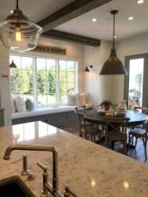 Modern farmhouse dining room decorating ideas (10)