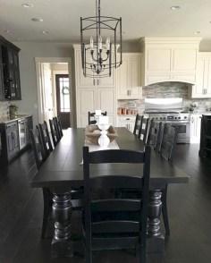 Modern farmhouse dining room decorating ideas (18)