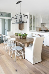 Modern farmhouse dining room decorating ideas (19)
