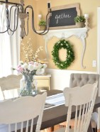 Modern farmhouse dining room decorating ideas (21)