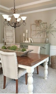 Modern farmhouse dining room decorating ideas (31)