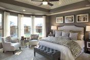 Nice loft bedroom design decor ideas 12