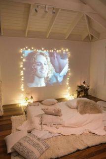 Nice loft bedroom design decor ideas 40