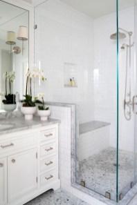 Stunning attic bathroom makeover ideas on a budget 18