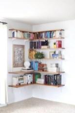 Stunning corner shelves decoration ideas 01