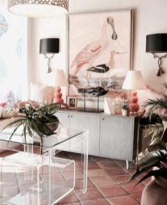 Stunning corner shelves decoration ideas 37