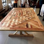 Stunning diy pallet furniture design ideas (10)