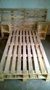 Stunning diy pallet furniture design ideas (20)