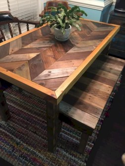 Stunning diy pallet furniture design ideas (33)